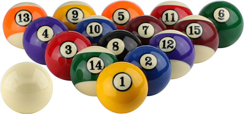 Imperial Pool Balls