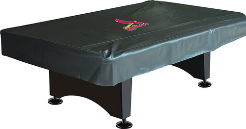 St. Louis Cardinal Pool Table Cover
