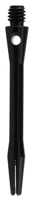 Aluminum Dart Shaft - In Between (INB)  - Black - Set of 3