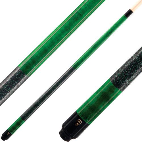 McDermott Cues Standard Stain Emerald Green