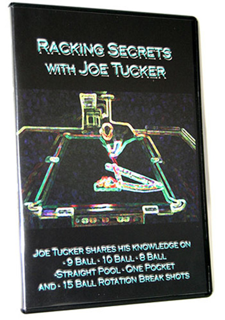 Joe Tucker Racking Secrets DVD Set