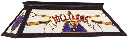 Billiards Pool Table Light - Blue