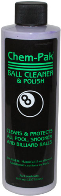 Chem-Pak Ball Cleaner Polisher