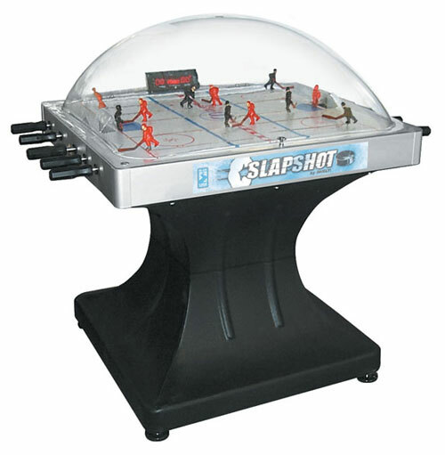 Shelti Stick Hockey Table - Slapshot