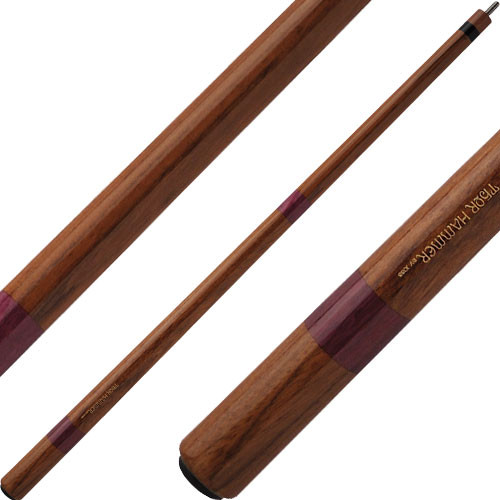 Joss Break Cue Thor Hammer- Ironwood