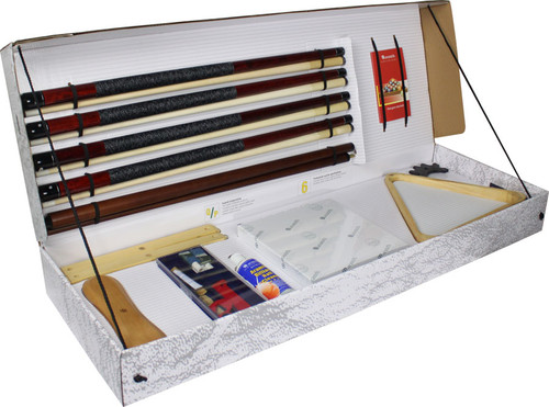 Aramith Pool Table Accessories Kit - Standard Set