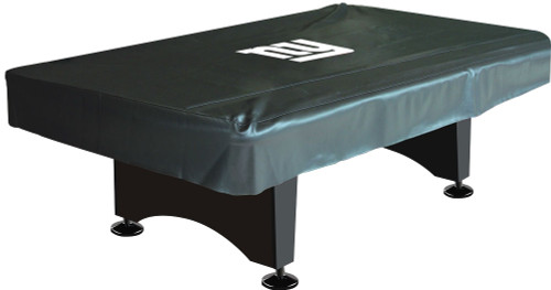 New York Giants Pool Table Cover