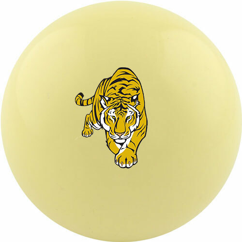 Custom Cue Ball - Tiger