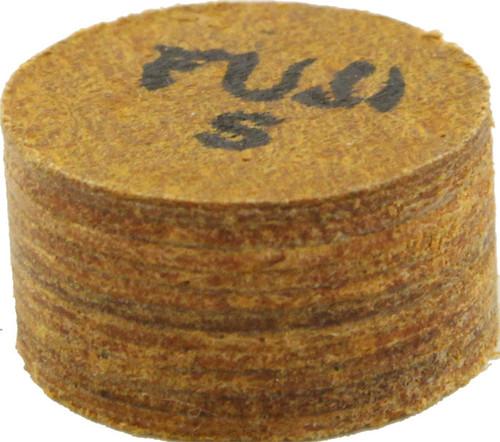 Fuji Cue Tip - Laminated Regular Leather Soft - 14mm