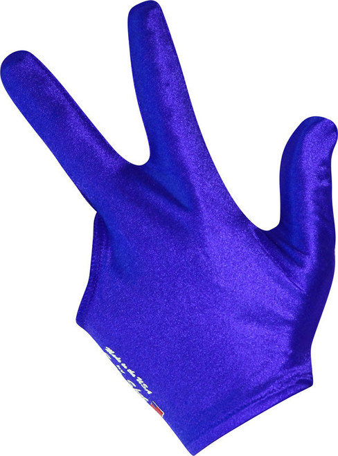 Sure Shot Blue Billiard Glove Universal Bridge Hand - Large