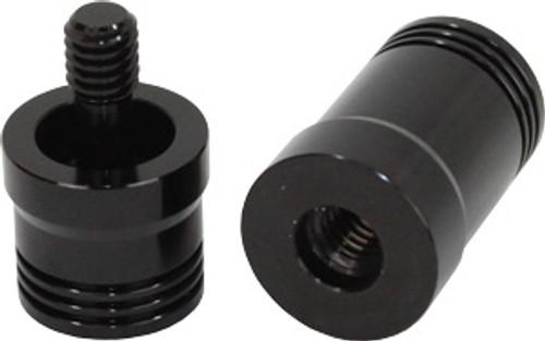 Aluminum Joint Protector - 5/16 x 18 - Black