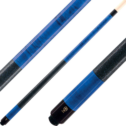 McDermott Cues Standard Stain Pacific Blue