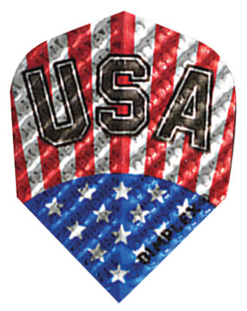 Dimplex Standard Flight - USA Flag