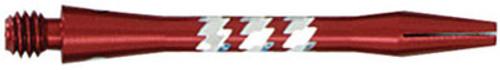 Viper Aluminum INB Shaft - Red - Set of 3