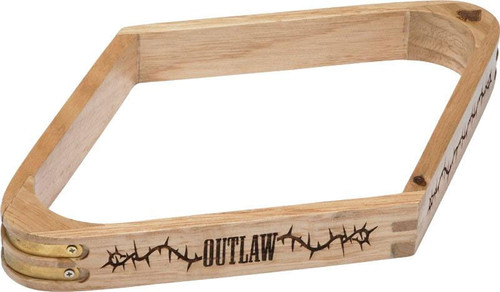 Outlaw 9 Ball Rack