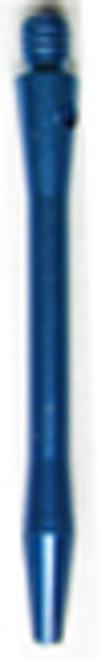 Aluminum Dart Shafts - Blue - Medium - Set of 3