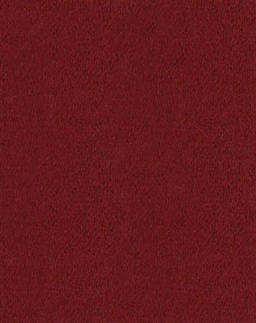 Invitational Pool Table Felt Teflon: Championship Burgundy 7ft Invitational Felt with Teflon