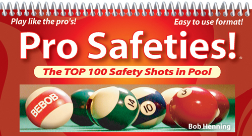 Pro Safeties - The Top 100 Safety Shots in Pool Training Book