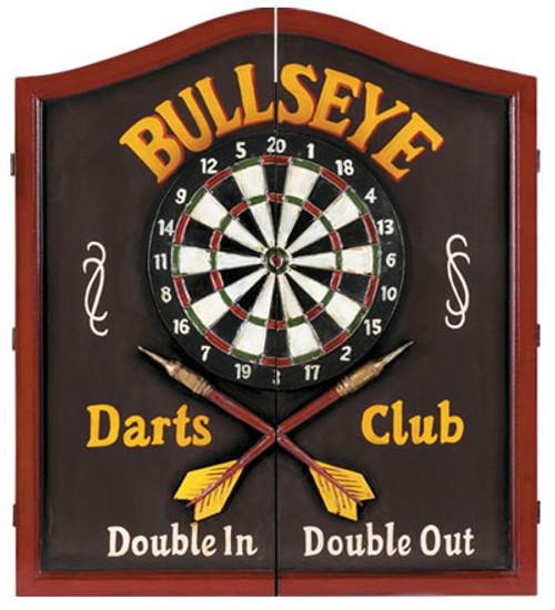 Bullseye Dartboard Cabinet