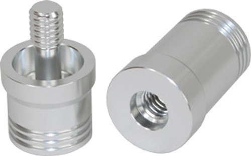 Aluminum Joint Protector - 5/16 x 18 - Silver
