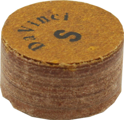 Da Vinci Multi Layer Cue Tip - Soft - 13mm