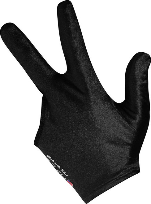 Sure Shot Black Billiard Glove Universal Bridge Hand - Large