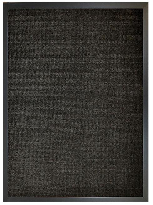 Dart Board Extended Backboard - Black