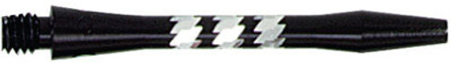 Viper Aluminum INB Shaft - Black - Set of 3