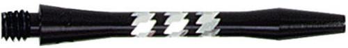 Viper Aluminum INB Shaft - Black - Set of 3
