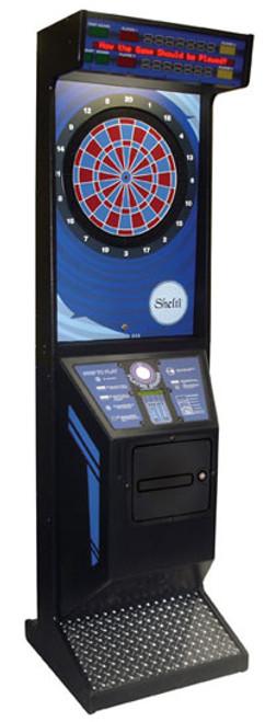 Shelti Electronic Dart Board - Eye2