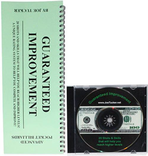 Joe Tucker Guaranteed Improvement Drillbook & DVD