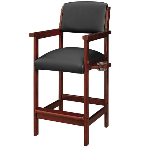 Ram Gameroom Spectator Chair Bar Stool English Tudor