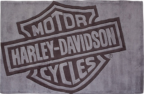 Harley-Davidson Area Rug - 8' x 5'