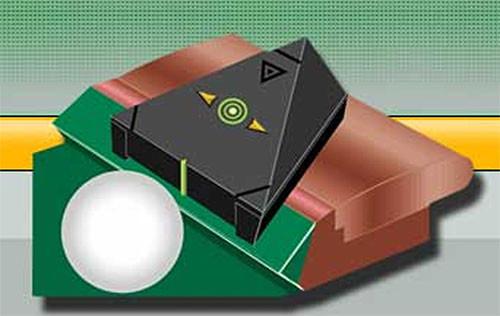 AcCueShot - Electronic Billiard Target Practice Device