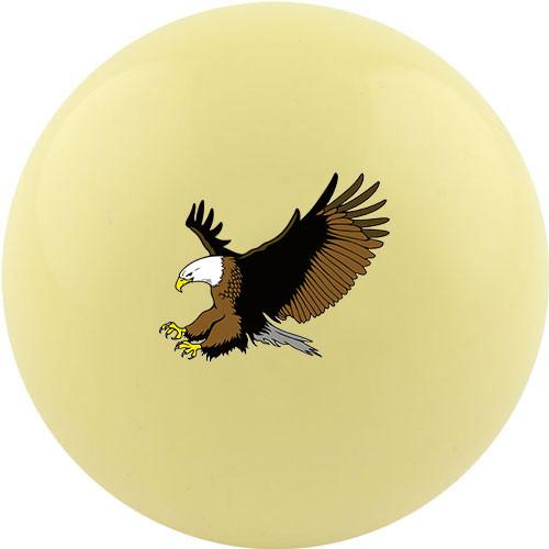Custom Cue Ball - Eagle