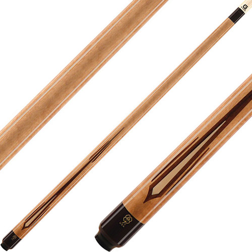 McDermott Cue G Series Rosewood Inlays
