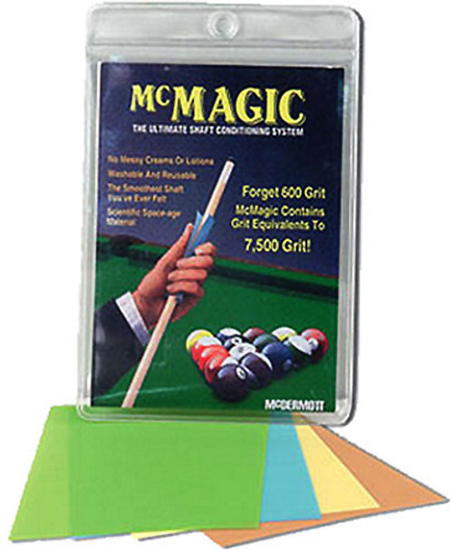 McDermott McMagic - Micro Burnishing Papers