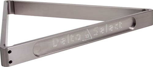 Delta-13 Select Metal Pool Ball Rack - Silver