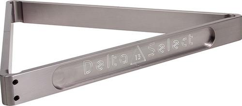 Delta-13 Select Metal Pool Ball Rack - Silver
