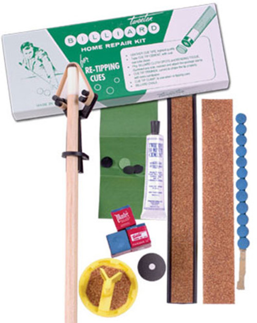 Tweeten Home Cue Repair Kit