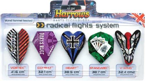 Harrows Flights - 5 Flights System