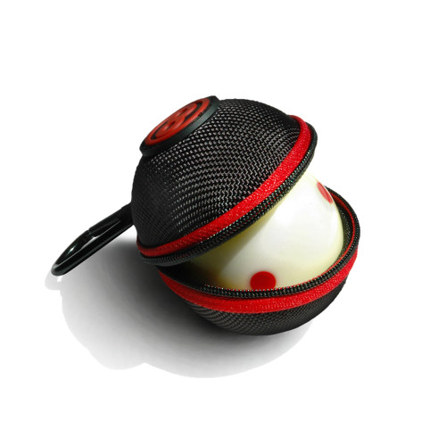 Ballsak Cue Ball Case Sport Series Black and Red