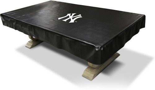 New York Yankees Pool Table Cover