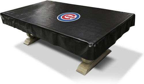 Chicago Cubs Pool Table Cover
