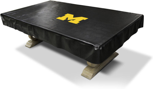 University of Michigan Pool Table Cover