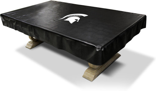 Michigan State Pool Table Cover
