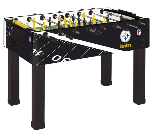 Garlando Foosball Table Pittsburgh Steelers