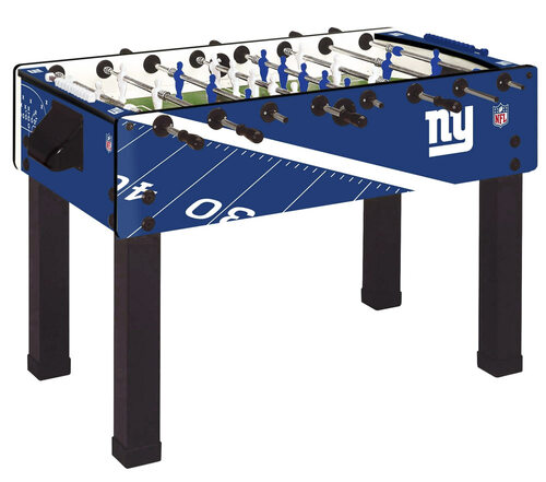 Garlando Foosball Table New York Giants