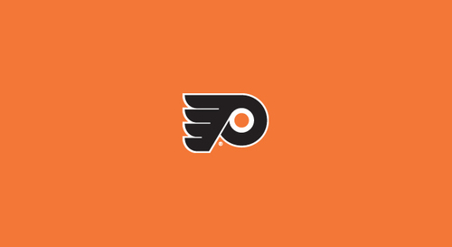 Philadelphia Flyers Pool Table Felt