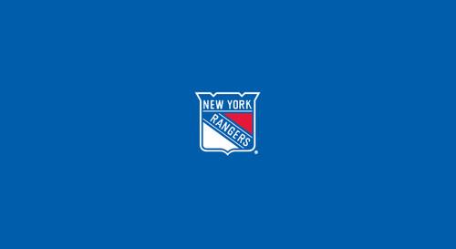 New York Rangers Pool Table Felt